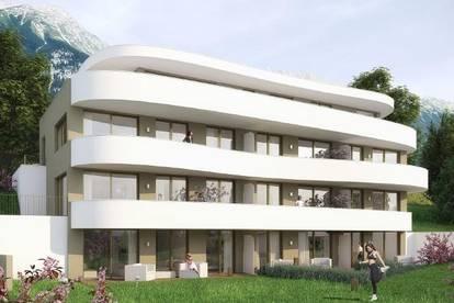 Exklusiver Neubau in Hötting! 2-Zimmer-Terrassen-Wohnung