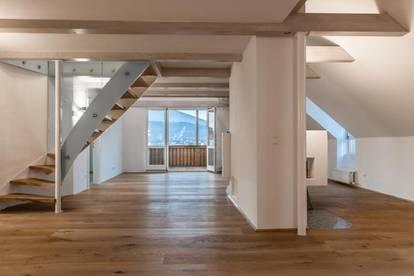 Besondere Penthouse-Maisonette im sonnigen Hötting!