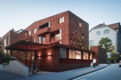 Erstbezug: Ruhige Terrassenwohnung in Hötting mit 1-2 Schlafzimmern