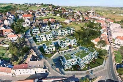 WEINGARTENSIEDLUNG OB DER KREMS – Provisionsfreie Eigentumswohnungen