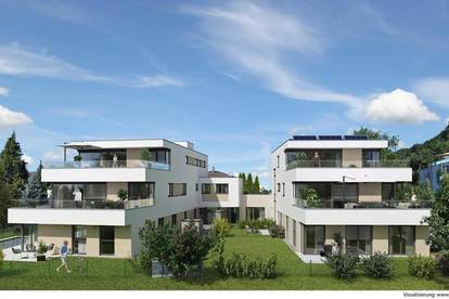 Kurz vor Fertigstellung! Kuschelige 3-Zi-Gartenwohnung in Ruhelage SBG/Parsch!