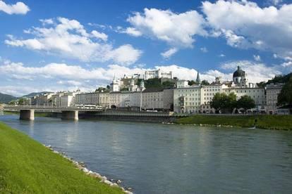 PENTHOUSE-WOHNUNG der Extraklasse - Neubau in Salzburg/Gnigl!