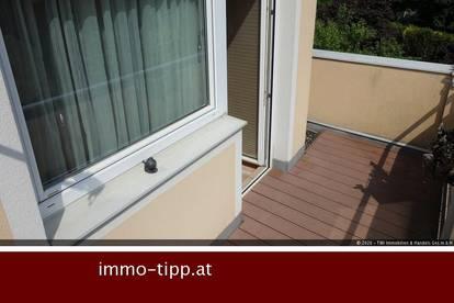 2-Zimmer Mietwohnung mit Sonnenterrasse im Zentrum von Baden