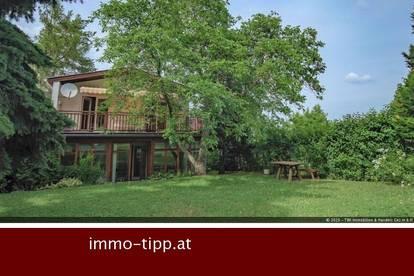 Natur pur! Einfamilienhaus mit parkähnlichem Garten in Perchtoldsdorf