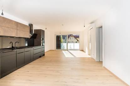 3 Zimmer Neubauwohnung im Zentrum, Erstbezug inkl. Küche und PKW Stellplatz!