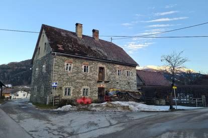 Rarität Steinhaus