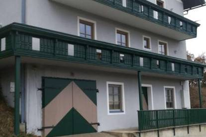 Pension in sonniger Lage