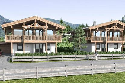 Neubau: Sonniges eigenständiges Chalet mit Blick auf die Steinberge / Haus Ost