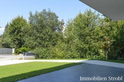Traumhafte 3-Zimmer-Neubauwohnung mit Garten in Zell am Moos am Irrsee