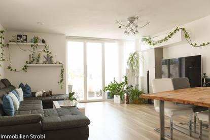 Elegante 3-Zimmer-Dachgeschoßwohnung in Salzburg-Schallmoos