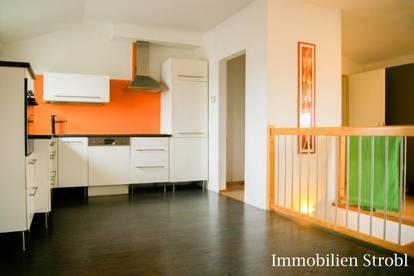 Edle 4-Zimmer-Maisonette-Wohnung in Seekirchen am Wallersee zu mieten