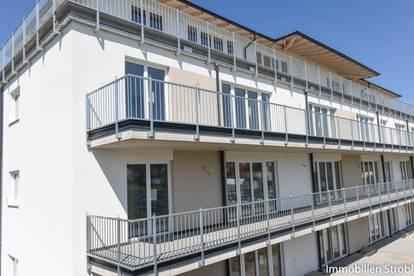 Familienfreundliche 4-Zimmer-Neubauwohnung in Eggelsberg