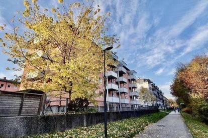 Salzburg-Süd-Sonnige 3 Zi.-Wohnung am Salzachufer