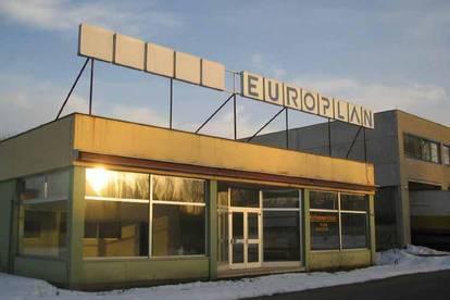 Klagenfurt Gewerbegebiet: Betriebsflächen für Verkauf, Produktion, Vertrieb, Büro, Lager