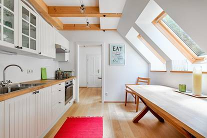 Semmering – Großzügige Maisonette Wohnung in prachtvollen Gebäude
