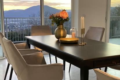Graz - Andritz: Luxusvilla mit Stadtblick und Indoor-Pool | Graz - Top location: sophisticad villa with breathtaking views
