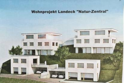 """Wohnungsprojekt Landeck """"Natur-Zentral"""""""