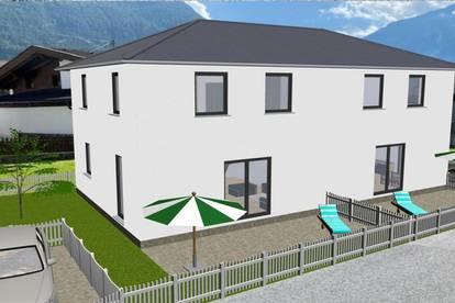 Doppelhausprojekt Längenfeld (HAUS A)