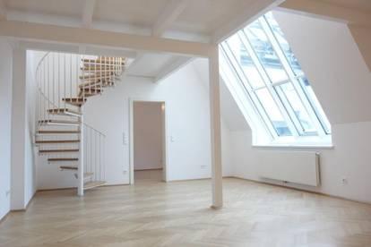 3 Zimmer Maisonette Wohnung mit Terrasse - zu mieten 1010 Wien