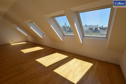 Dachgeschoss-Maisonette mit 2 Terrassen - zu mieten 1040 Wien