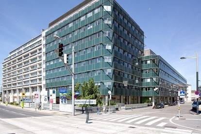 Modernes Büro an der Linken Wienzeile