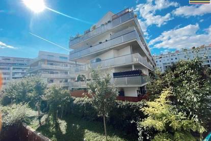 3 Zimmer Wohnung mit Balkon und Ruhelage im Q11!