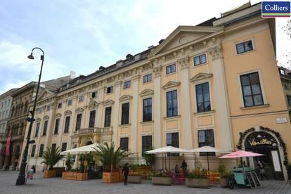 Terrassenmaisonette im Palais Harrach