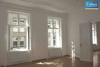 Klassische Zwei-Zimmer-Altbauwohnung in bester Innenstadtlage - Miete 1010 Wien