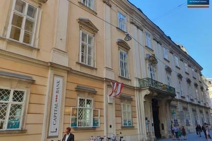 Exklusives Dachgeschoßbüro im Palais Esterhazy