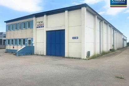 Betriebsliegenschaft in Wöllersdorf