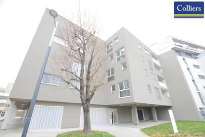 Helle, effizient geschnittene 3-Zimmer-Wohnung mit Loggia im Quartier 11
