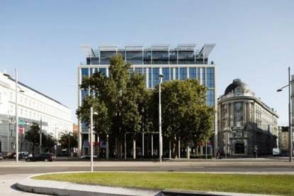 Moderne Bürofläche am Schwarzenbergplatz