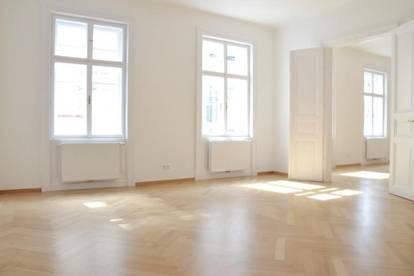 Wunderschöne Fünf-Zimmer-Altbauwohnung in bester Innenstadtlage - Miete 1010 Wien