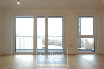 ENSEMBLE - DG-Wohnung mit Klimaanlage und TERRASSE zu mieten 1030 Wien