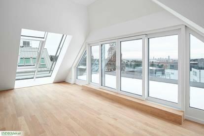 """""""LA BELLE VIE"""" - Exklusive Dachgeschoss-Wohnung - Wien Panorama - Whirlpool - 155m² Wohnfläche - 55m² Dachterrasse - EUR 1.399.000,-"""