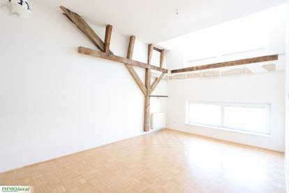 STYLISCHE - 3 Zimmer Dachgeschoss mit Galerie und mit Balkon-Traumblick! (Top 2/32/DG/ca. 94m² +7m² Balkon € 1.322,-)