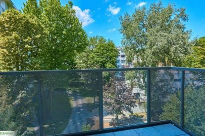 Großzügiges Wohnen mit 2 Balkonen - familienfreundlich - Upper West 119 (II/Top 23)