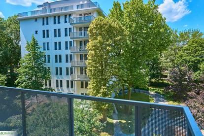 GROSSZÜGIGE 2 oder 3 Zimmerwohnung mit Balkon - Upper West 119 ( Stg.2 Top 16. 4. OG -77m² +Balkon € 437.000,- )