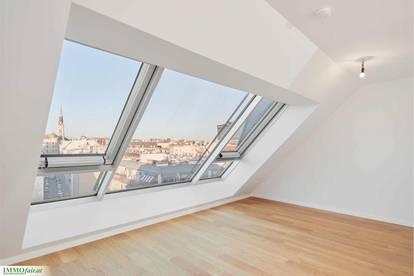 ERSTBEZUG! Top sanierte Dachgeschoss Wohnung in Top Lage!
