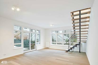 Traumhafte Familienwohnung - Moderner 4 Zimmer-Erstbezug mit Garten, Terrasse & Balkon! - Gersthofer Str 119