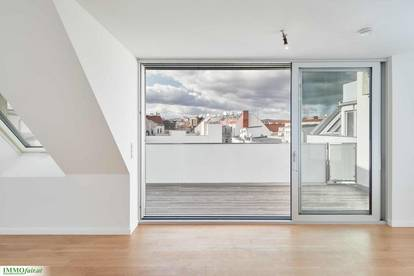 ERSTBEZUG! Helle Top sanierte Dachgeschosswohnung in exzellenter Lage!