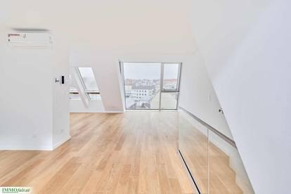 ERSTBEZUG! Exklusive Dachgeschoss Wohnung in zentraler Lage!