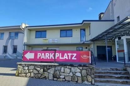 PERFEKTE LAGE FÜR EIN BÜRO, GESCHÄFTSFLÄCHE direkt am Kreisverkehr in Neusiedl am See