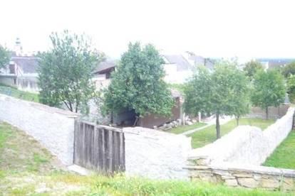 WOHNEN und Arbeiten zugleich - beste Ruhelage - 1.071 m2 Liegenschaft in Mannersdorf/L
