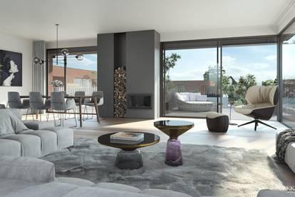 BEL AIR Premium Garden Suites - Traumhaftes Penthouse mit großzügiger Rundum-Terrasse - 4.560,-/m²