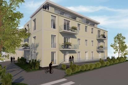 Herrliche Terrassenwohnung im sanierten Winzerhaus!