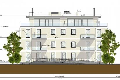 Balkonwohnung I Wohnen im historischen Winzerhaus