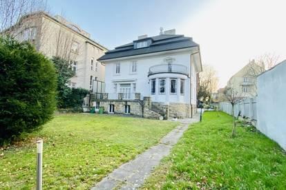 Repräsentative Stilaltbau-Villa in Hietzinger Toplage