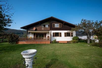 REIFNITZ am WÖRTHERSEE - RARITÄT: Landhaus mit viel Potential, Seenähe, sonnige Ruhelage, grosser Garten