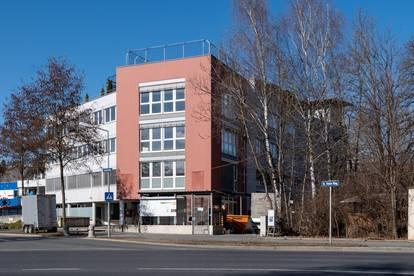 TEILFLÄCHEN möglich | Bürostandort mit Parkplätzen am Ring, Klagenfurt